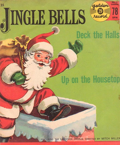 Jingle Bells 78 record | by froggyboggler
