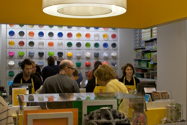 King of Prussia Lego Store Grand Opening | Flickr