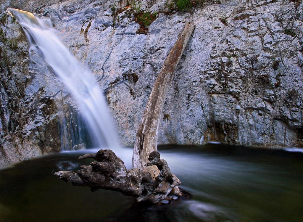 Switzer Falls Map Switzer Falls by
