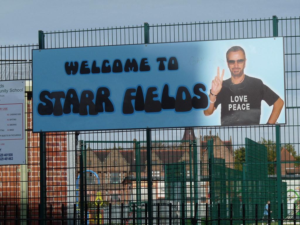 The Beatles Polska: Stadion imienia Ringo Starra