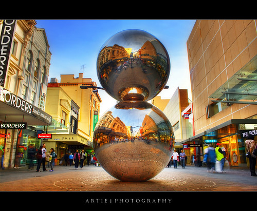 Balls of Steel - HDR | by :: Artie | Photography :: Travel ~ Oct