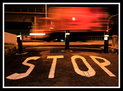 STOP! | by I am marlon