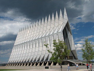 United States Air Force Academy Cadet Chapel | by alex nomad of Almaty