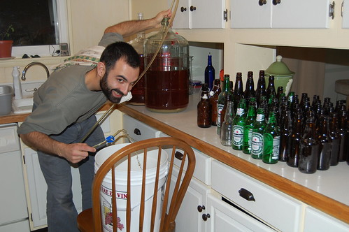 Bottling the brew