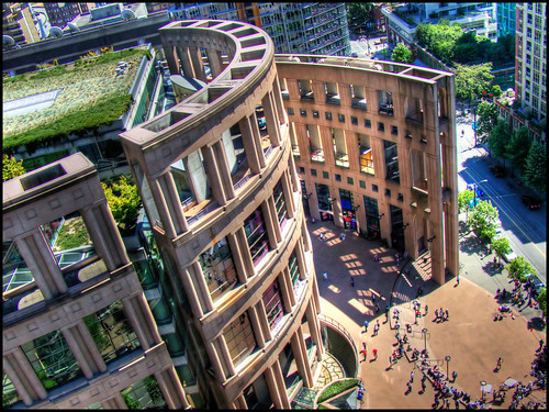 The Vancouver Central Library | by ecstaticist