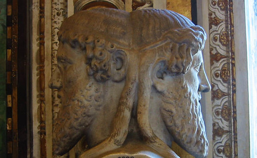 JANUS  (from Vatican Collection) | by RedJinn: World Peace: What are you doing about it?