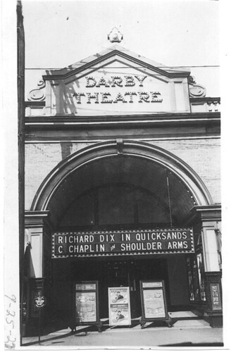 Darby Theatre 1923 | by darbyboroughboomers