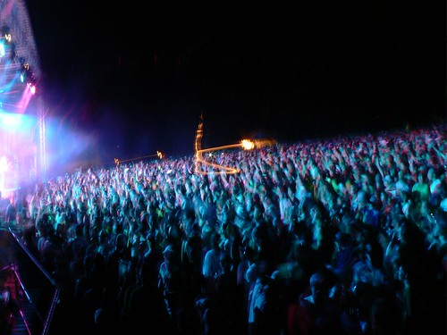 Camp Bisco 2008 crowd | by -dangler