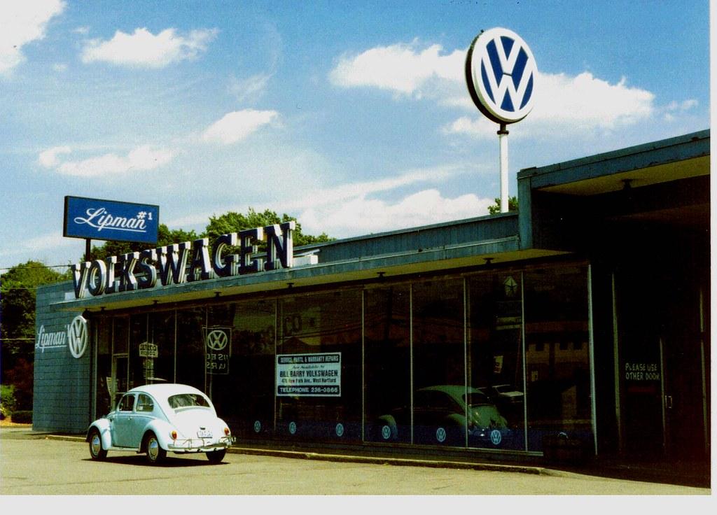 Vintage Vw Dealership Ephemera Flickr Photo Sharing