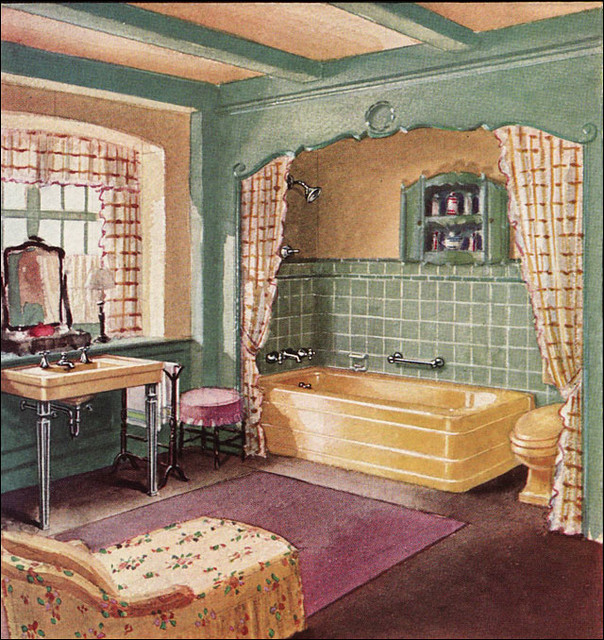 1930s Interiors | Flickr Part 41