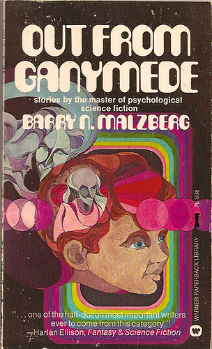 """Out from Ganymede"" by Barry N Malzberg (1974)"