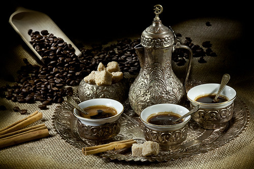 Arabic coffee pot | by Peter Kremzar snapshots