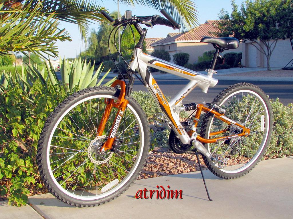 Next Mountain Bicycles my Next Mountain Bike Next 2