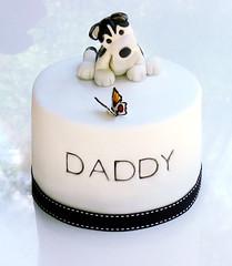 Daddy's Cake by Sugarbloom Bev