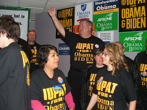 MN: IUPAT President James Williams rallies the troops | by AFL-CIO Field