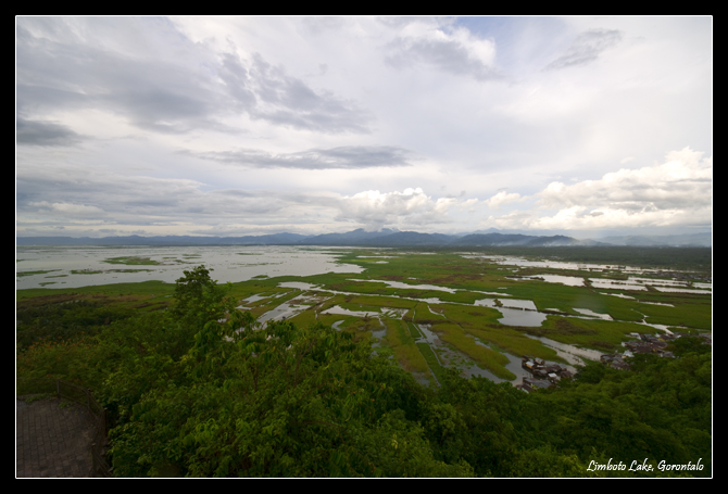 Limboto Lake, Gorontalo