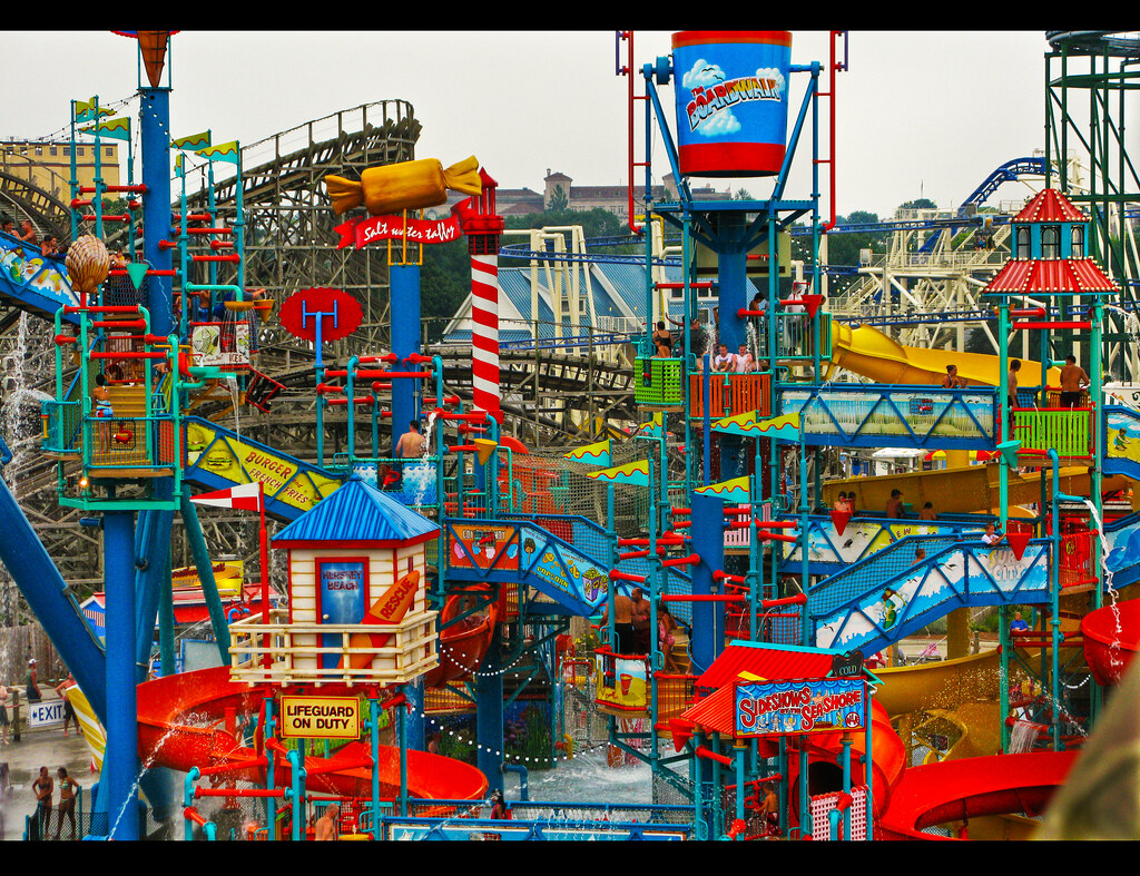 Free coupons for theme parks
