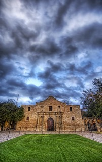 The Skies over the Alamo | by Stuck in Customs