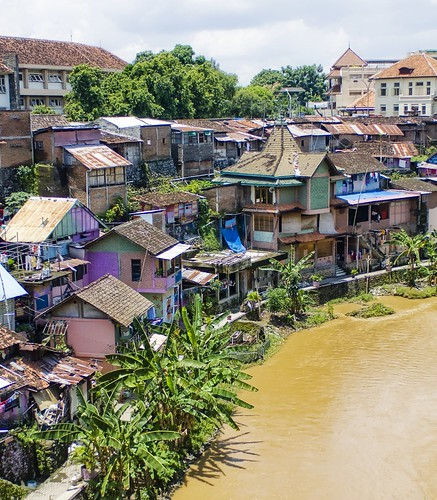 The Houses By The River in Indonesia | by Stuck in Customs