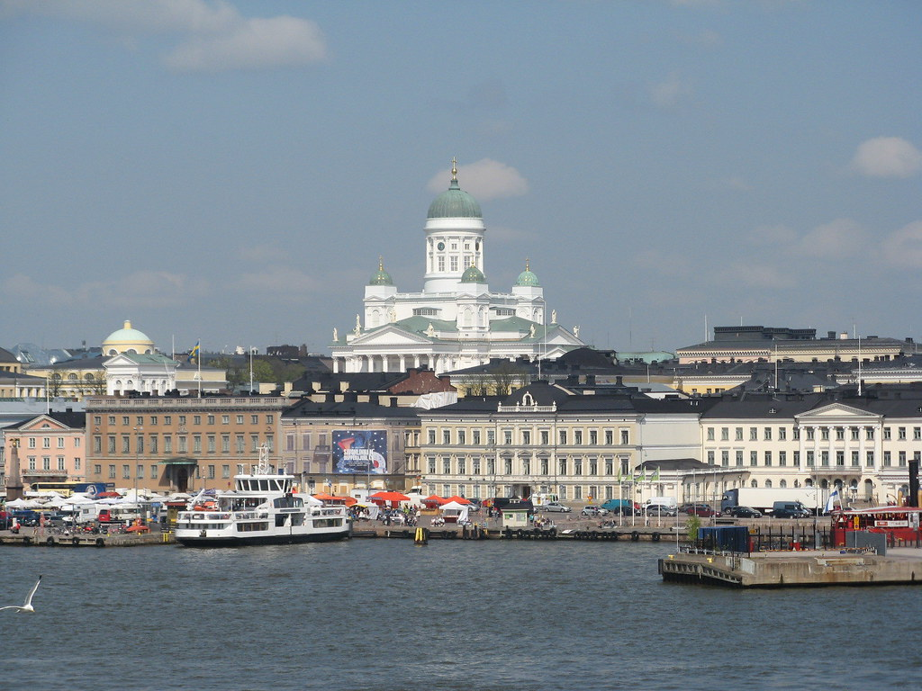 Helsinki by the sea