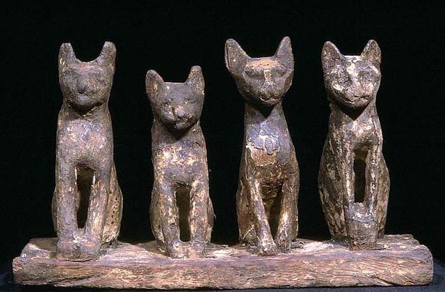 Chats dans l\'art | Flickr