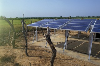 Solar panels | by World Bank Photo Collection