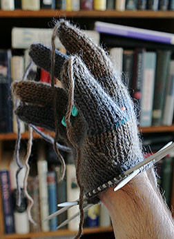 Glove, Forever Unfinished | by panopticon