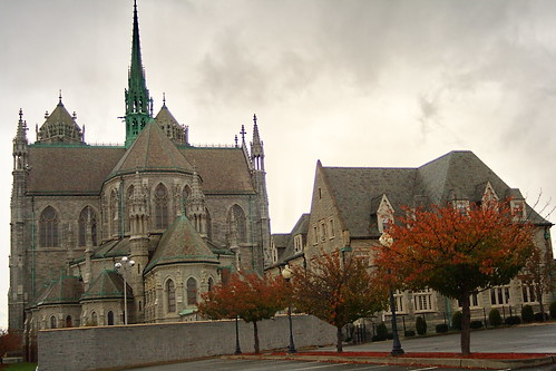 Cathedral Basilica Back | by Anthonys66