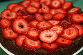 Food Librarian - Chocolate Sponge Cake (Donna Hay) | by Food Librarian