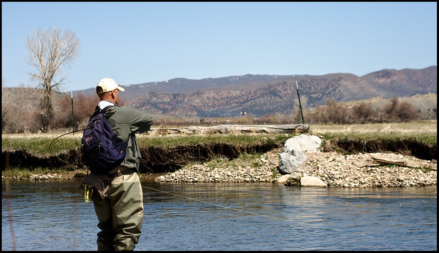 Fly fishing weber river utah flickr photo sharing for Utah fish finder