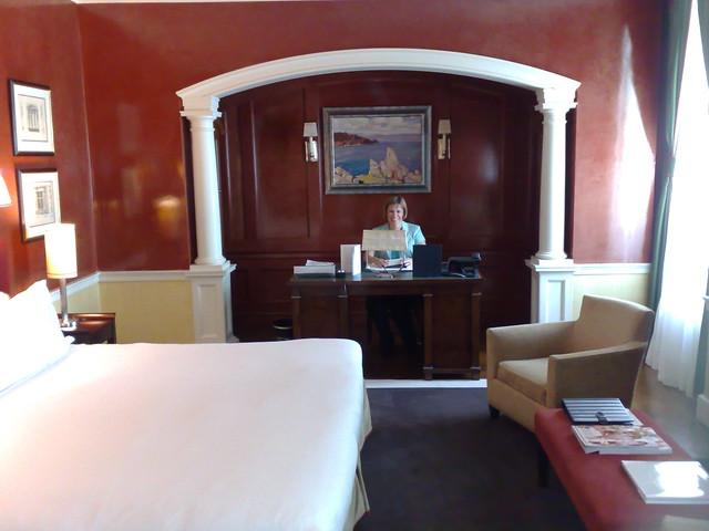 Claridges room 547