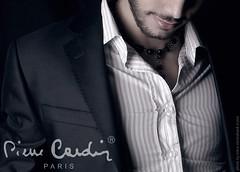 pierre cardin by Mitra Mirshahidi-