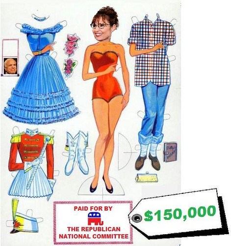 Republicans Play Dress-up with Sarah | by Mike Licht, NotionsCapital.com