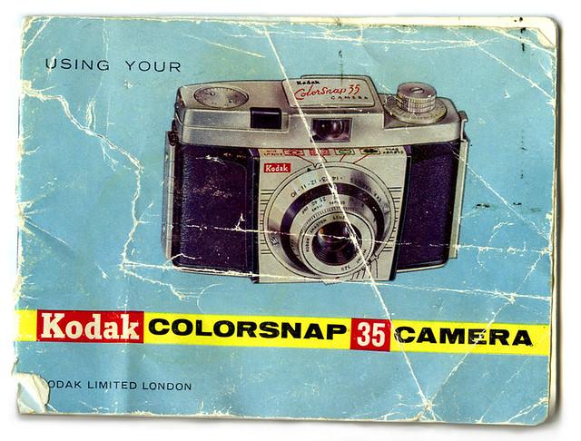 colorsnap 35 instruction booklet flickr rh flickr com Pictures Taken with Kodak 35 Kodak 35 Rangefinder