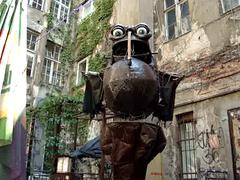 Moving Monster by Gertrud K.