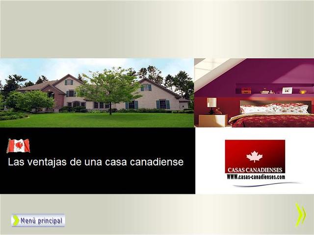 Casas de madera canadienses construccion en toda espa a - Casas canadienses en espana ...