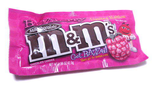 M&Ms Razzberry Package | by princess_of_llyr