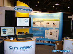 CityWaboo at the Bar and Club Convention and Restaurant Show | by City Waboo