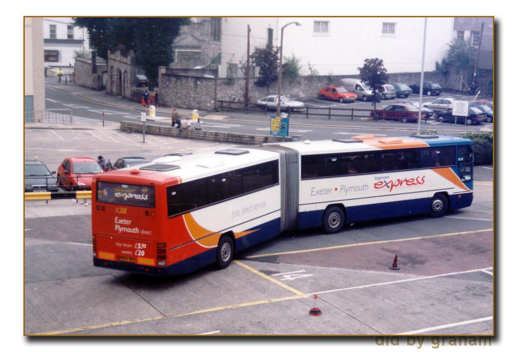 Stagecoach Devon P564MSX