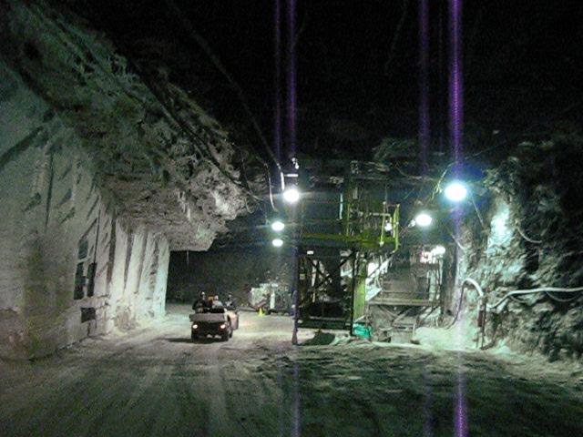 Cleveland Salt Mine Tours