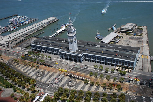 Ferry Building, The Embarcadero, San Francisco | by CTG/SF