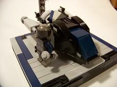 Lacuna Tripudi-0 Mk. V15 by Muffinmanifestation