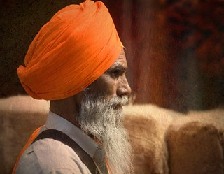 The Old Sikh with Suspenders | by Stuck in Customs