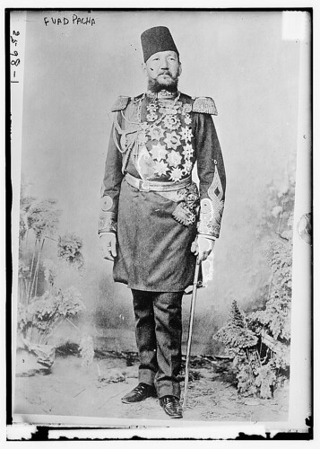 Fuad Pacha  (LOC) | by The Library of Congress
