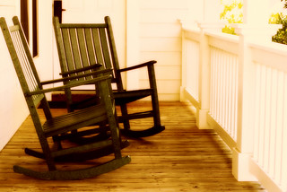 What a front porch should be | by smoorenburg