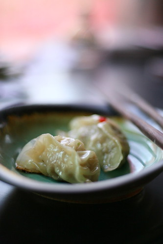 homemade potstickers | by Jocelyn | McAuliflower