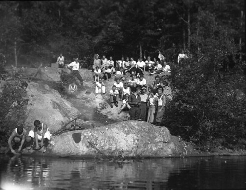 Mountain Club Outing 1931 | by middlebury college LIS