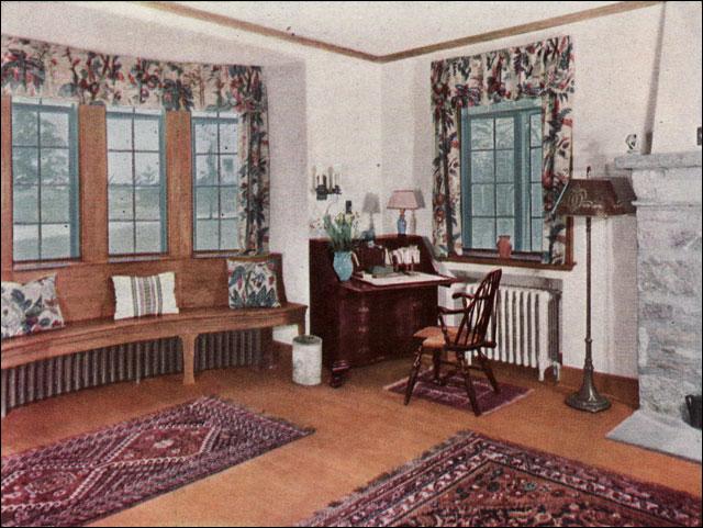 Nice 1930s Interiors | Flickr Home Design Ideas