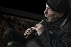 I play flute, you enjoy your life by HAMED MASOUMI
