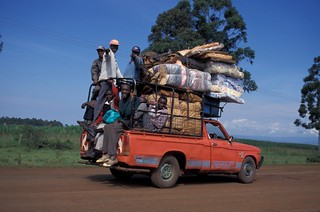 Traveling by truck | by World Bank Photo Collection